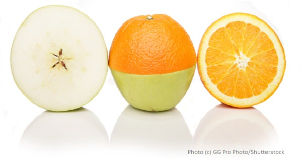 Apples and Oranges: An Intergenerational Dialogue about Competition and Learning