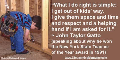 Quote by John Taylor Gatto from speech